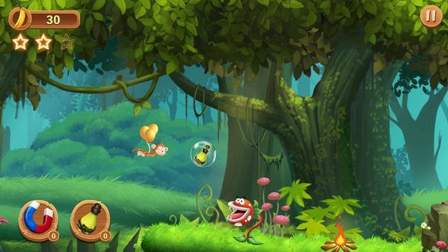 Super Monkey Go - Jungle Monkey 2019 screenshot 1