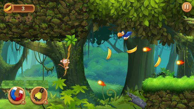 Super Monkey Go - Jungle Monkey 2019 screenshot 3