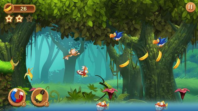 Super Monkey Go - Jungle Monkey 2019 screenshot 5