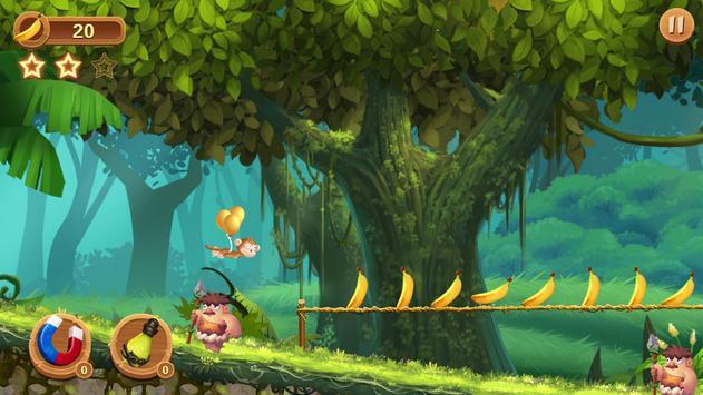 Super Monkey Go - Jungle Monkey 2019 screenshot 9
