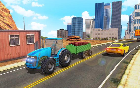 Offroad Tractor Transport screenshot 3