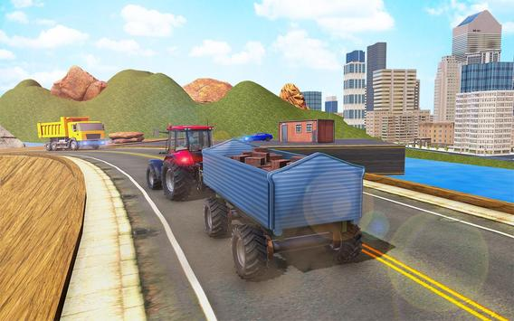 Offroad Tractor Transport screenshot 5