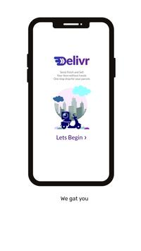 Delivr - Send and Fetch poster