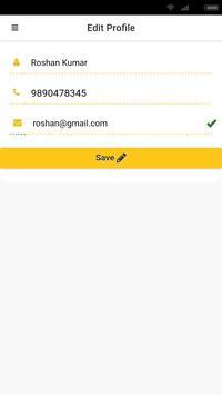 XitaTaxi - Driver App - Rentals & Outstation Cabs screenshot 4
