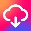 Fast Download Photos & Videos simgesi