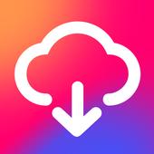 Fast Download Photos & Videos icon