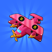 Plane Merger 2019 Idle TycoonGame icon