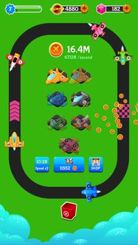 Plane Merger 2019 Idle TycoonGame poster