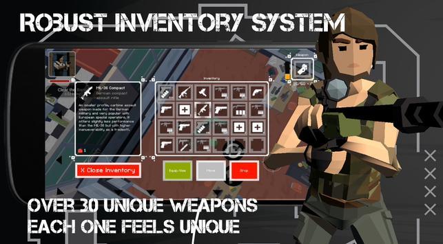 John on Fire Demo (Top Down Shooter) captura de pantalla 3