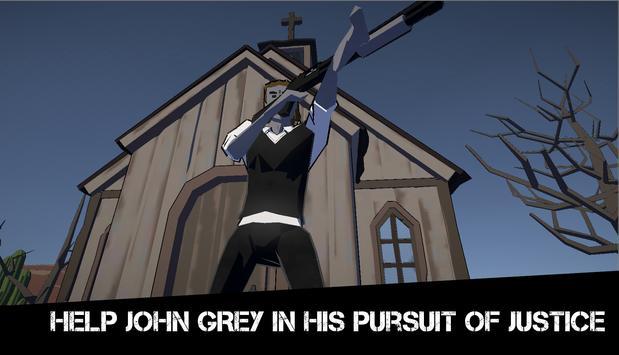 Grey's War : Justification (LITE) Shooter Game Poster