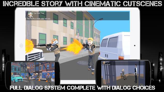 John on Fire Demo (Top Down Shooter) captura de pantalla 11