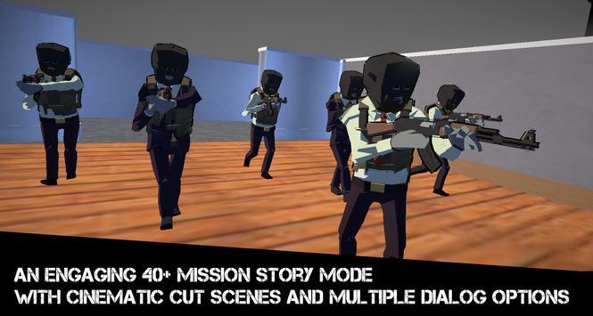 Grey's War : Justification (LITE) Shooter Game captura de pantalla 8