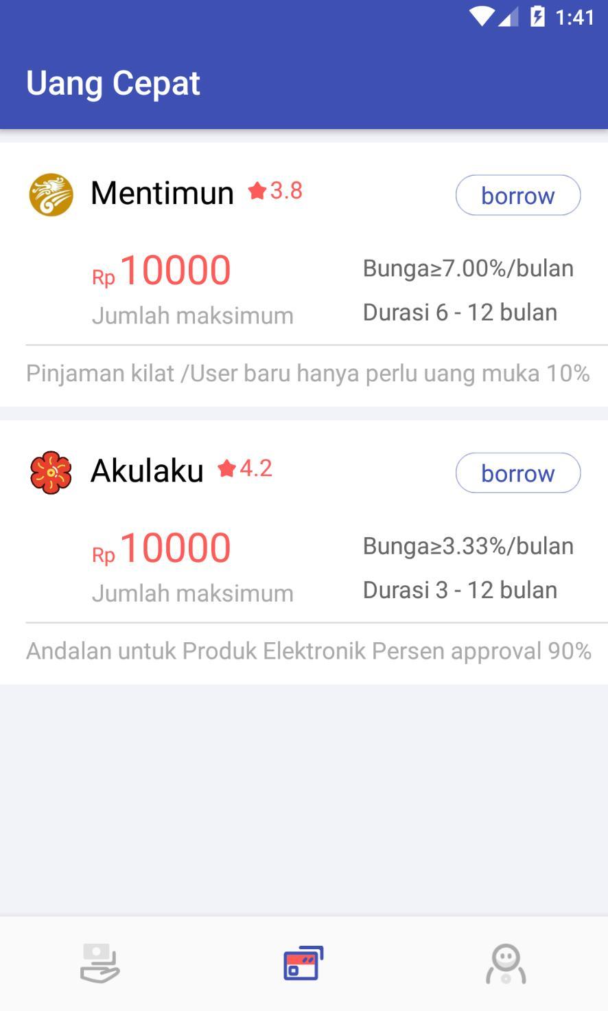 Kredit Pinjaman Dana Rupiah Pinjaman Uang Online For Android Apk