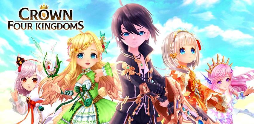 Crown Four Kingdoms aplikacja