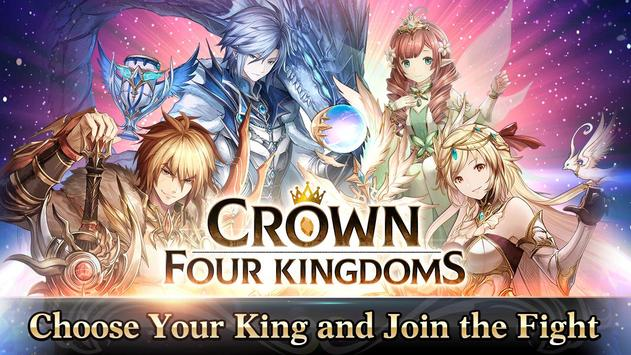 Crown Four Kingdoms poster