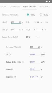 4 Schermata InstElectric Pro - Elettricità