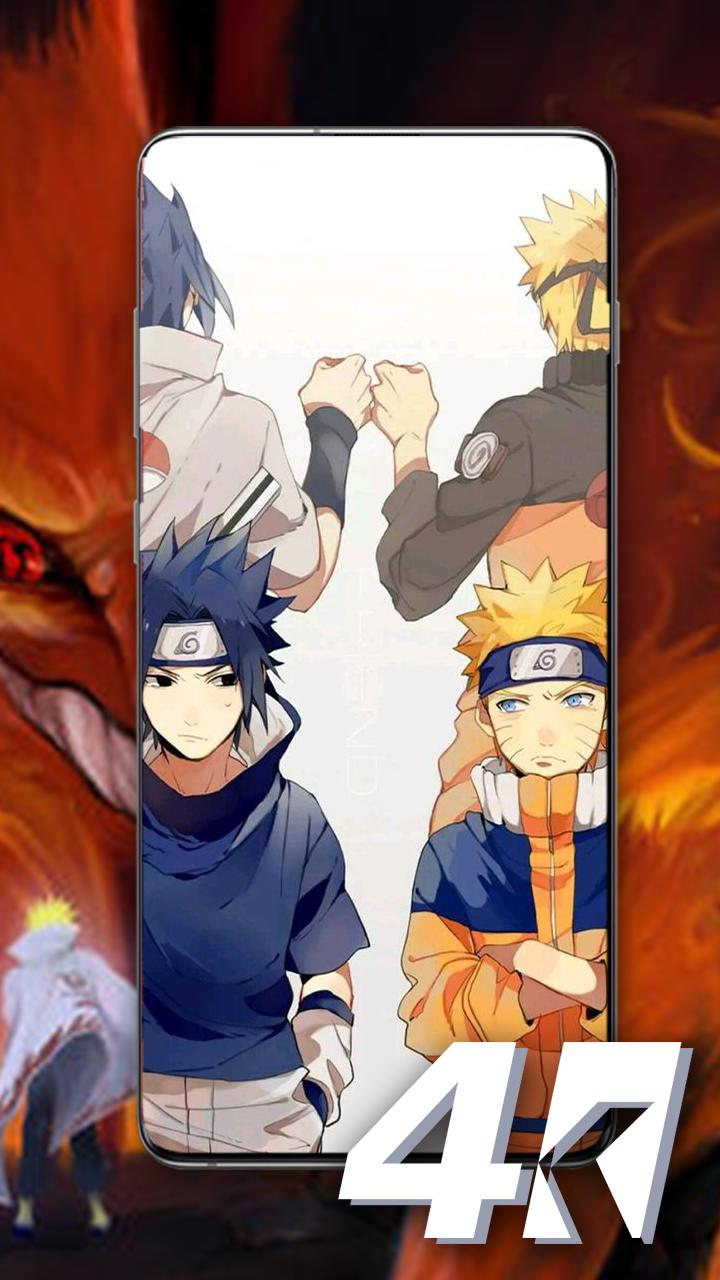 Ninja Naruto 4k Live Wallpapers Pour Android Telechargez L Apk