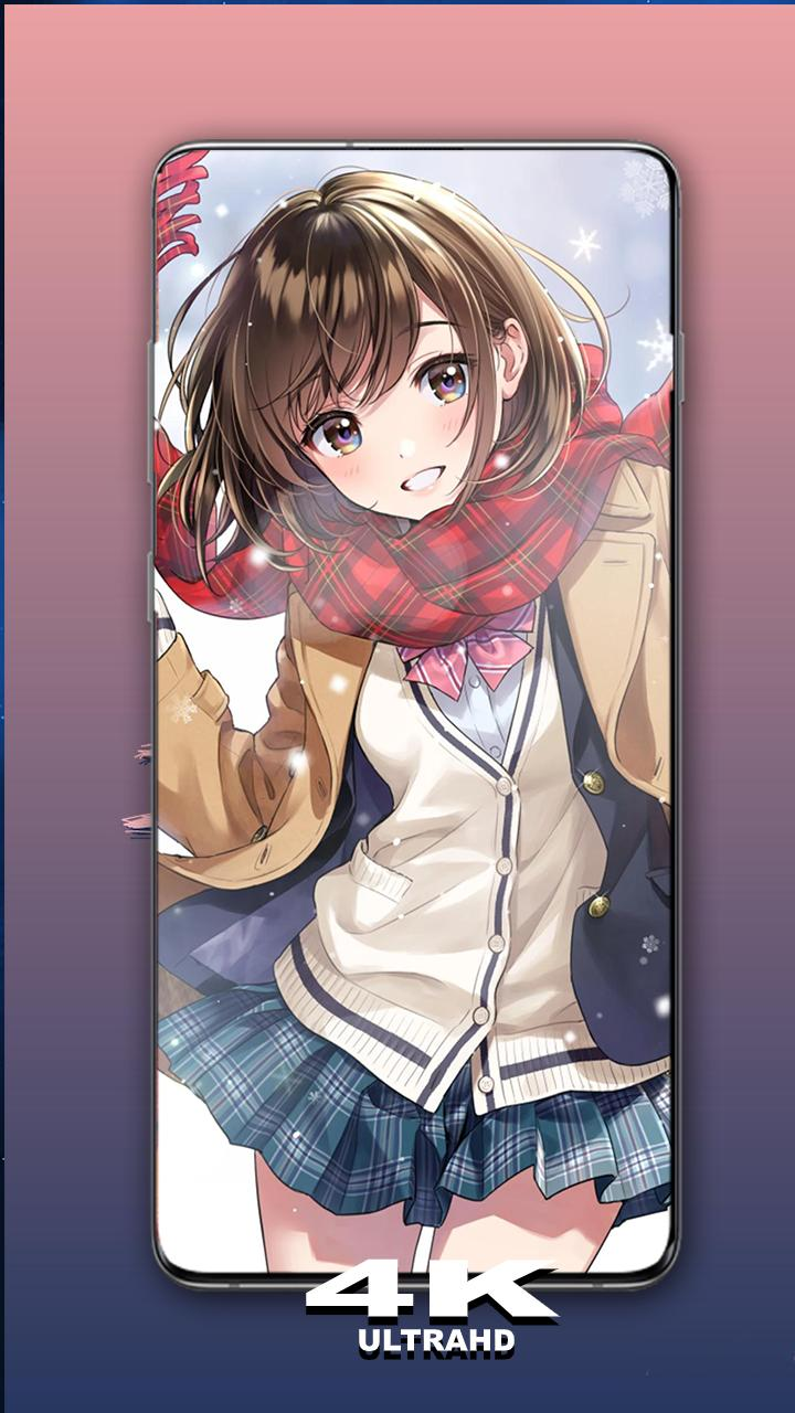 Anime Girls 9K Live Wallpaper for Android - APK Download