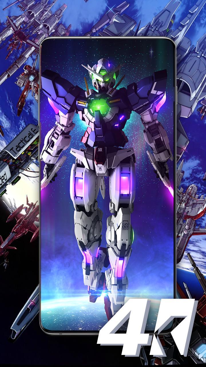 Android 用の Mobile Suit Gundamm 4k Live Wallpaper Apk をダウンロード