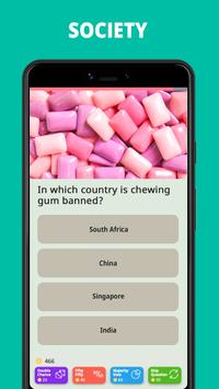 Free Trivia Game. Questions & Answers. QuizzLand. screenshot 17