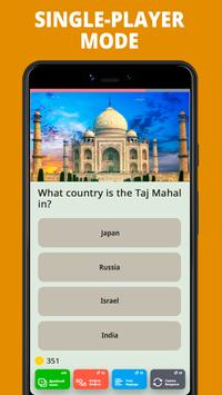 Free Trivia Game. Questions & Answers. QuizzLand. 스크린샷 2