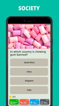 Free Trivia Game. Questions & Answers. QuizzLand. 스크린샷 17