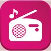 와우 라디오 아이콘