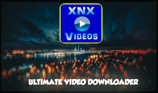 XNX Video Downloader - XNX Videos HD poster