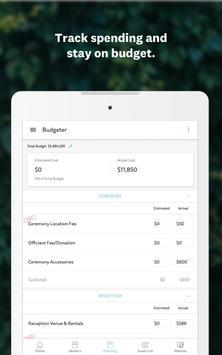 Wedding Planner - Checklist, Budget & Countdown screenshot 14
