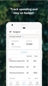Wedding Planner - Checklist, Budget & Countdown screenshot 6