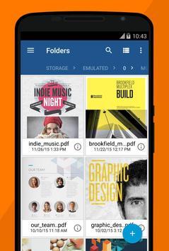 Xodo PDF Lecteur & Éditeur capture d'écran 1