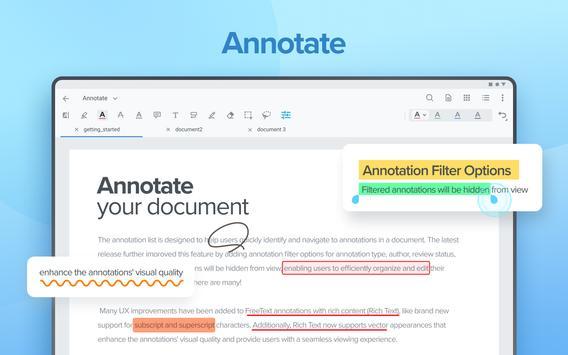 Xodo PDF Reader & Editor screenshot 12