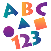 Kids Learn - Alphabet , Numbers , Colors , Shapes icon