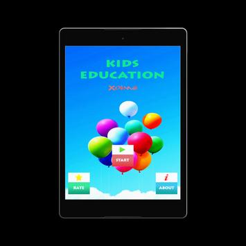 Kids Learn - Alphabet , Numbers , Colors , Shapes screenshot 8