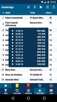 Football DE (The German 1st league) screenshot 3