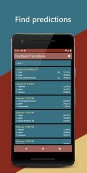 Football Predictions screenshot 2