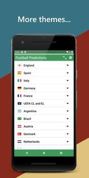 Football Predictions screenshot 5