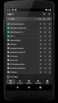 Ligue 1 تصوير الشاشة 5