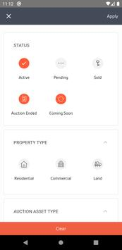 Xome Auctions imagem de tela 4