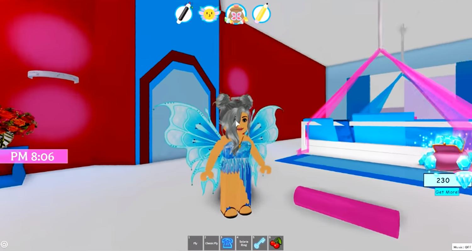 Royale High School Fashion Frenzy Girls Obby Guide For Android