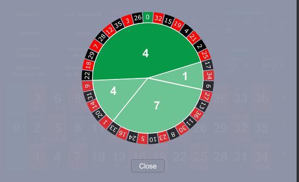 Roulette Statistics screenshot 14