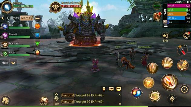 Era of Legends скриншот 18