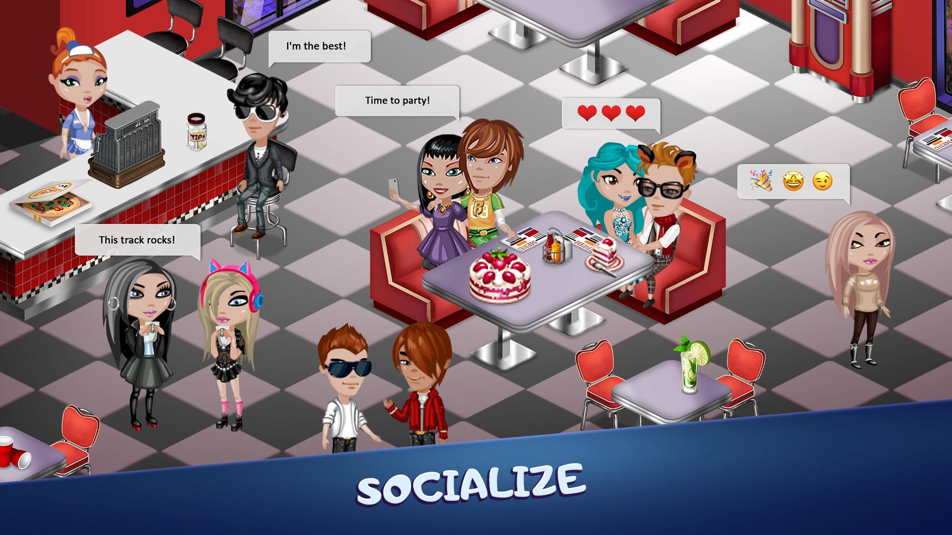 Avatar Life - fun, love & games in virtual world! APK 3.30