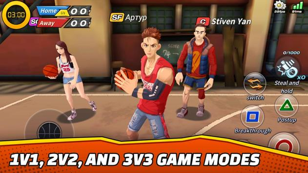 Basketball Crew screenshot 2