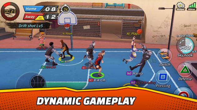 Basketball Crew screenshot 3