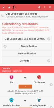 Liga Fútbol Sala Toledo screenshot 2