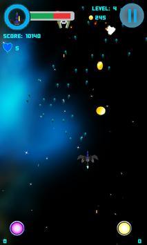 Alien Spaceships poster