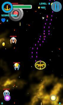 Alien Spaceships screenshot 2