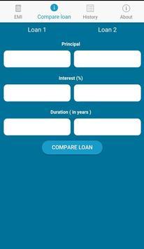 Emi Calculator & Loan Calculator screenshot 4