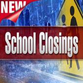 School Closings icon